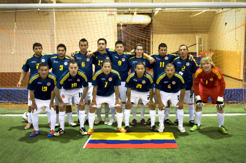 Team Colombia 2012