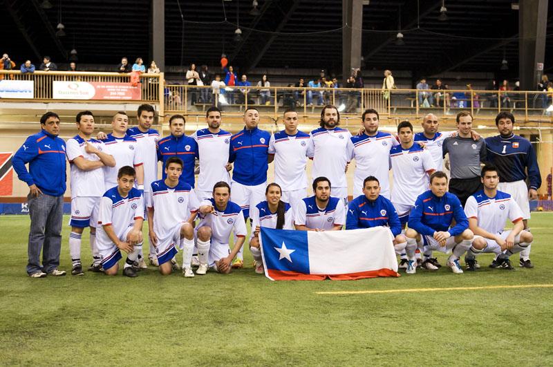 Team Chile 2012