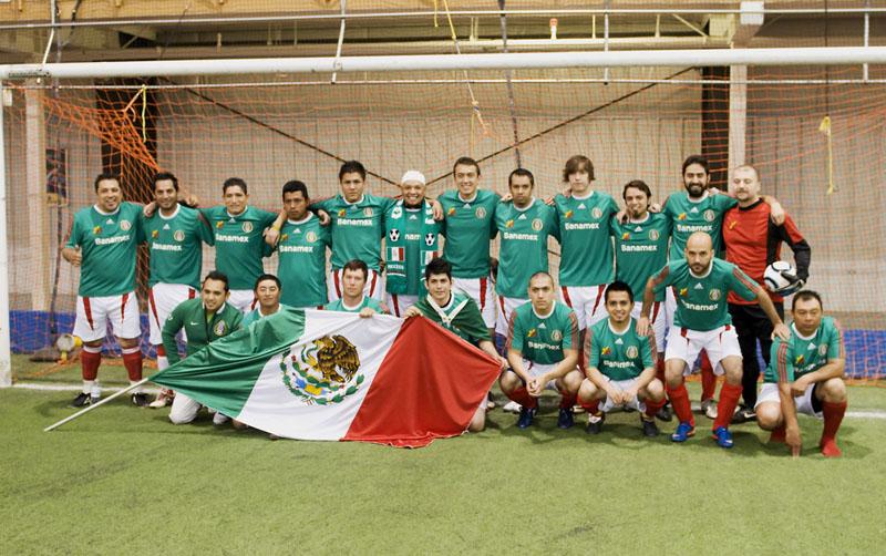 Team Mexico 2012