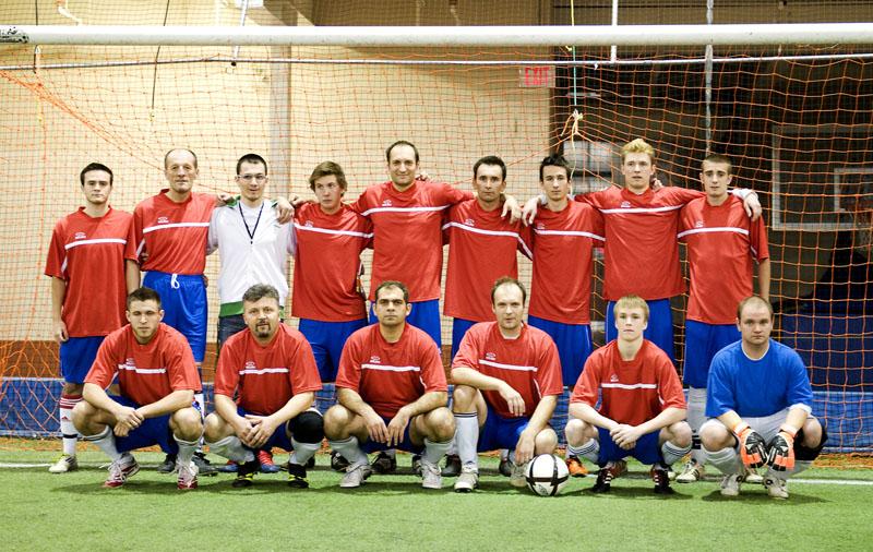 Team Serbia 2012