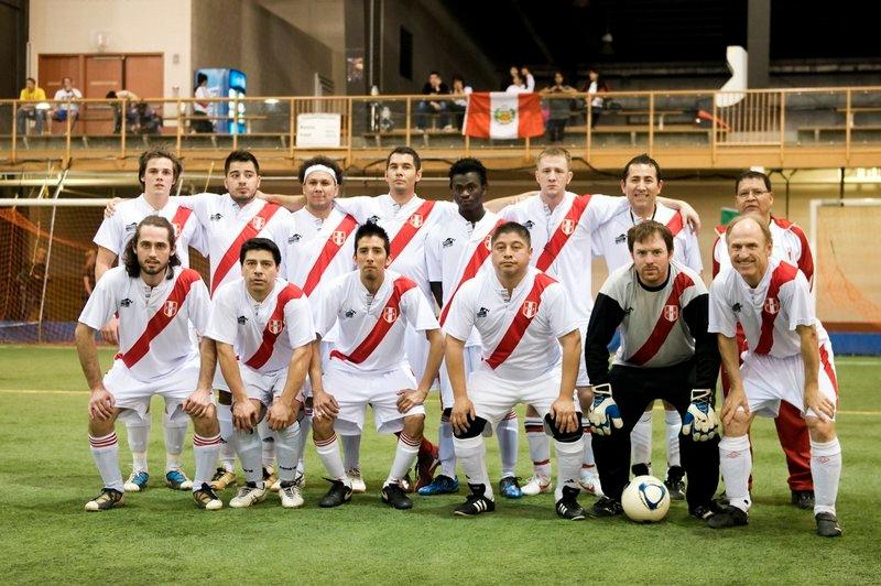 Team Peru 2012