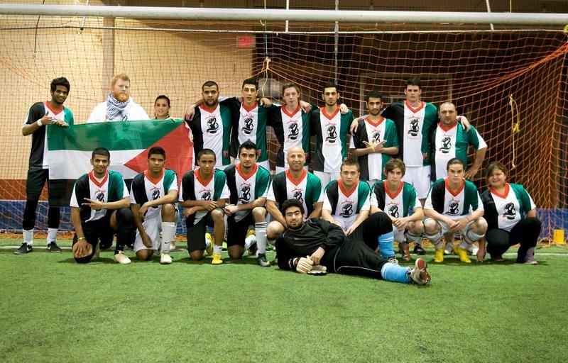 Team Palestine 2012