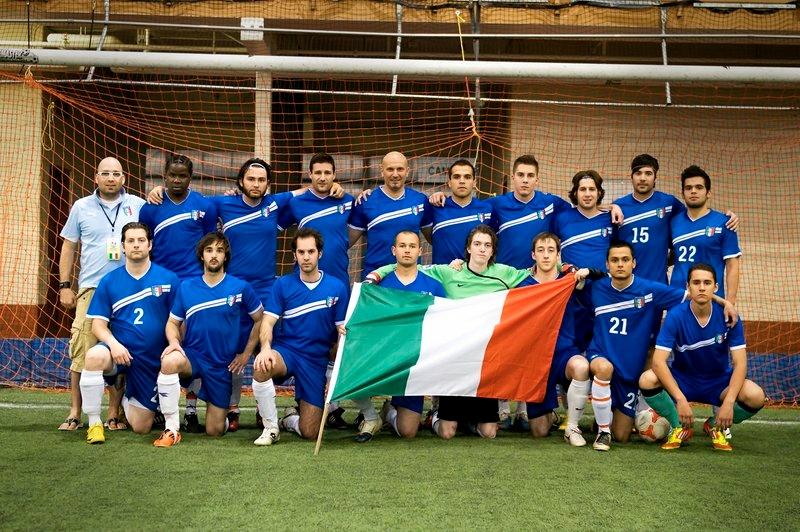 Team Italy 2012