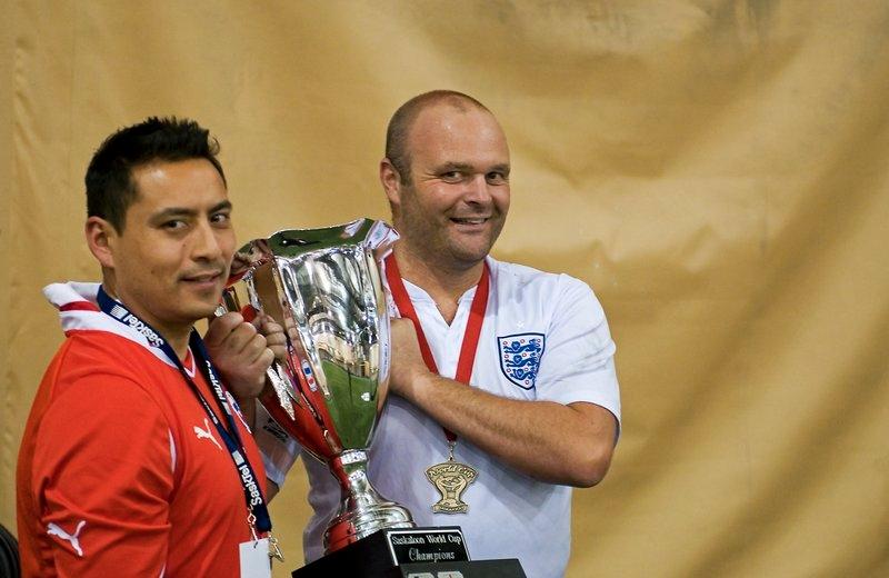 England - 2012 Champions