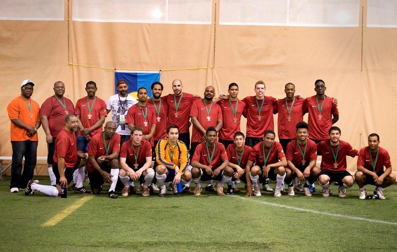 Team Caribbean 2012
