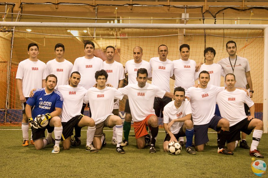 Team Iran